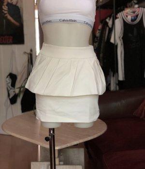 Zara Mini-jupe blanc