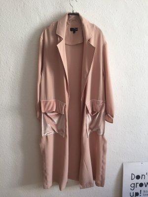 Suesser ZartRosa Coat Topshop