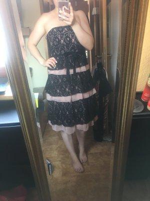 Süßes Abendkleid rosa
