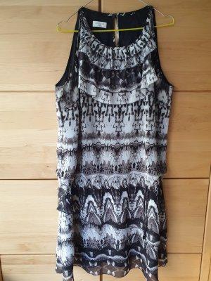 Apanage Midi-jurk veelkleurig