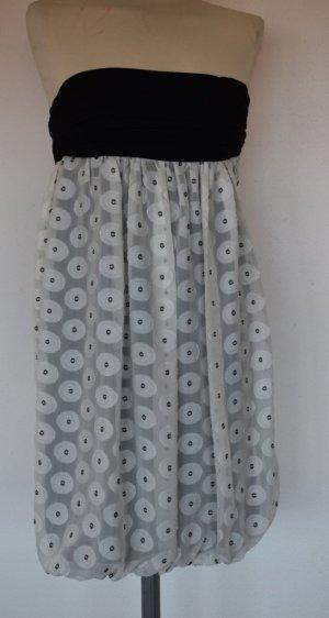 Süßes Ballon Kleid mit Kreisen von Zara Gr. XS