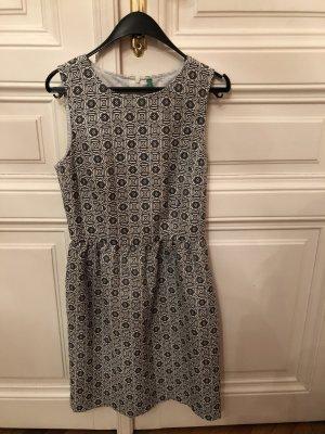 Süßes Benetton Kleid Gr: S - ungetragen