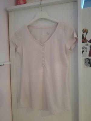 Süßes Blass-Rosa T-Shirt
