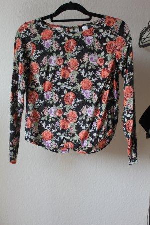 Süßes Blümchenshirt von H&M