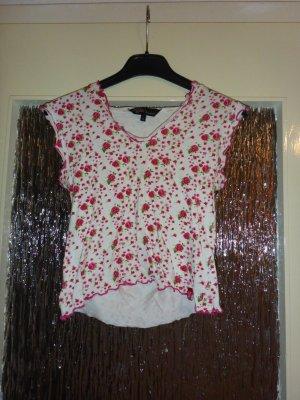 süßes Blumen T-Shirt