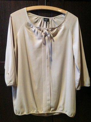 Carmen Blouse cream polyester