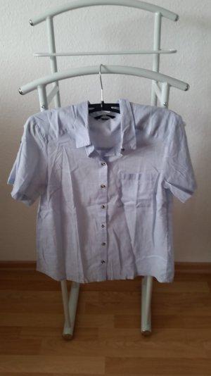 Süßes Blusenhemd in Babyblau