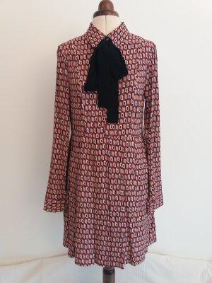 Süßes Blusenkleid mit Schluppe Gr. M