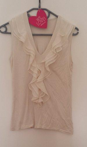 H&M Camisa de mujer blanco puro