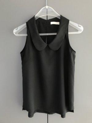 Vicolo Blouse sans manche noir polyester