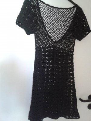 0039 Italy Hippie Dress black