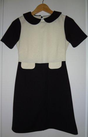 Süßes Bubikragen Kleid von Asos Größe 36