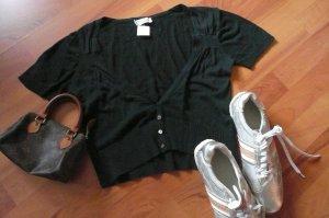Chloé Boléro en tricot noir laine