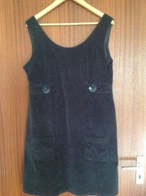 Süßes Cord-Kleid von Qiero in grau