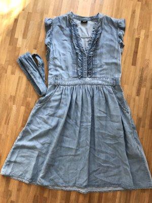 Süßes Countrykleid, Lyocell, von H&M Gr. 40