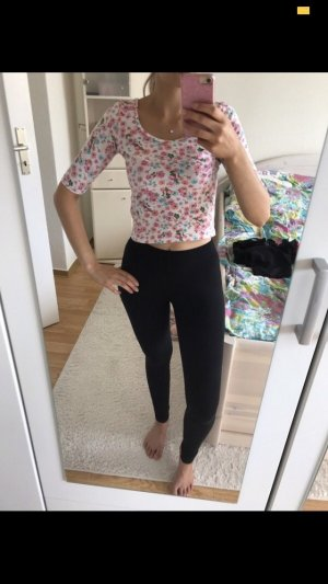Amisu Cropped top wit
