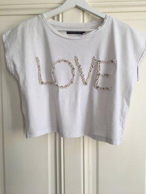 Süßes Cropped Shirt