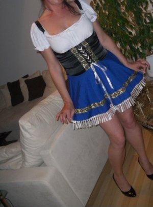Süßes Dirndl Kleidchen Kostüm Gr 38