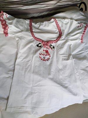 süßes Dirndl-Wiesn-T-shirt, Gr. M, mit vielen Applikationen, Spieth & Wensky