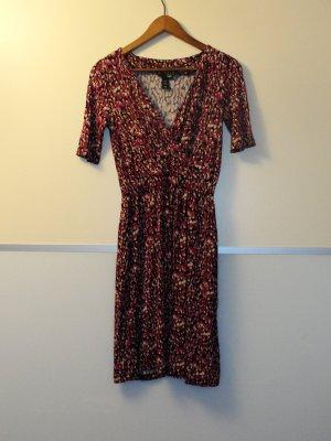 Hennes Tunic Dress multicolored cotton