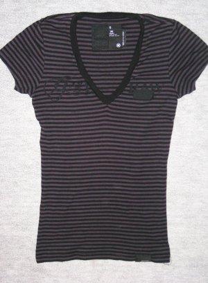 Süßes G-Star geringeltes T-Shirt