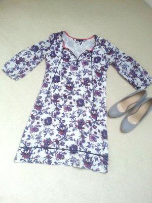 Süßes geblümtes Kleid von Tommy Hilfiger mit Seidenanteil