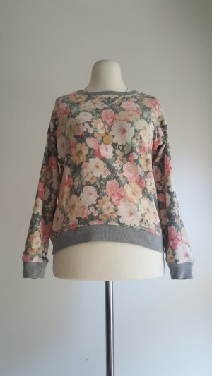 MNG Collection Sweat Shirt multicolored mixture fibre