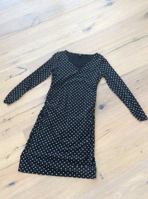 Süßes gepunktetes Kleid - Größe 42