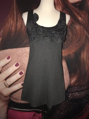 Süßes graues Kleid
