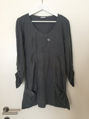 Street One Longsleeve Dress grey
