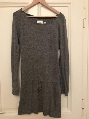 Süßes graues Pullover-Kleid von h&m