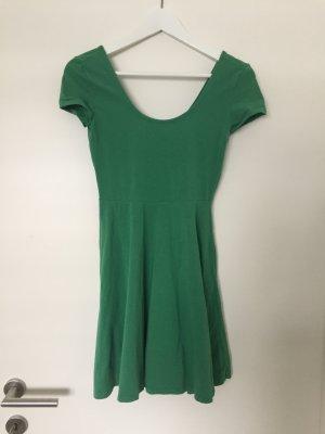 Süßes, grünes Jerseykleid von Benetton