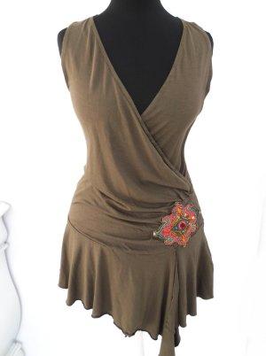 Süßes Ibiza Hippie Tunika Kleidchen