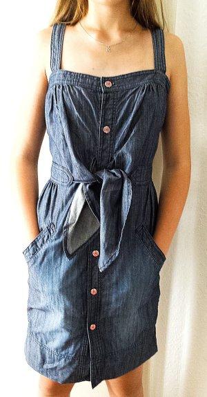 Süsses Jeans Kleid von LEE mit zwei Taschen vorne, Gr. 36
