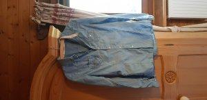 Marc O'Polo Camicia denim azzurro Tessuto misto