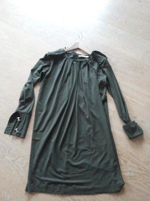 Süßes Jersey Kleid in khaki