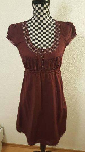 Süßes Kleid in bordeaux ♥️