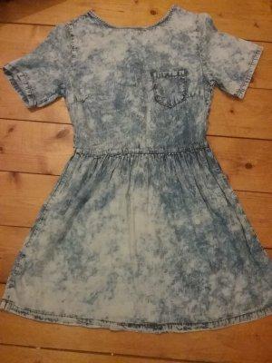 Primark Vestido azul celeste
