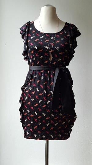süßes Kleid mit Blumenmuster