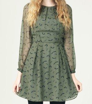Süßes Kleid mit Fledermaus Print von Sugarhill Boutique Gr M