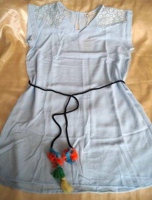 süßes Kleid, Tunika, Longbluse in Größe L, Hippie, Boho