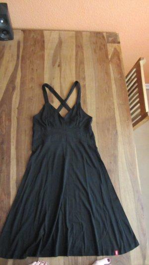 Süßes Kleid von Esprit, schwarz – Gr. 38