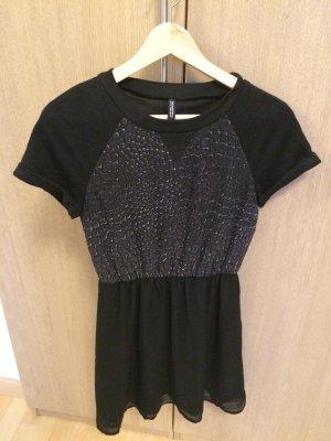 süßes Kleid von H&M in Schwarz
