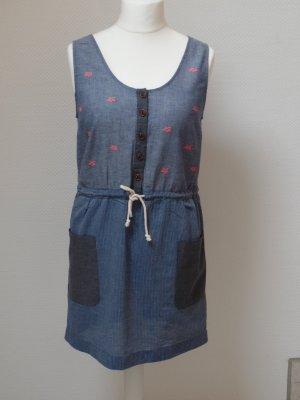 Süßes Kleid von Nümph + Gr. 38 + blau
