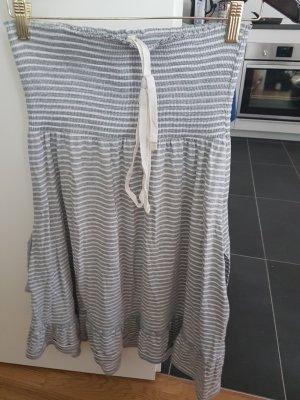 Süßes Kleid von Victoria's Secret in L (Grau-Weiß gestreift)
