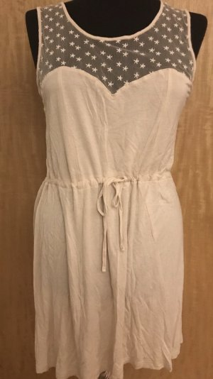 H&M Jersey Dress cream-nude