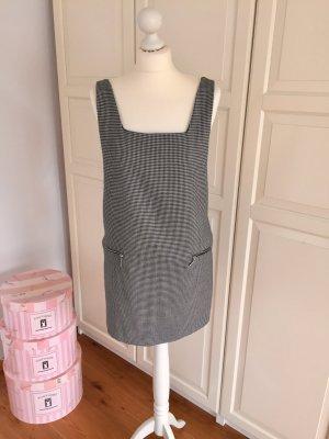 Süßes Kleidchen mit Pepita Muster M Mango