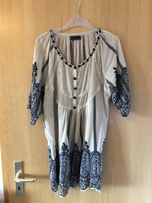 Nümph Vestido tipo túnica multicolor