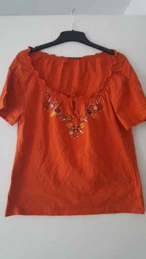 Sir Oliver Shirt Tunic orange