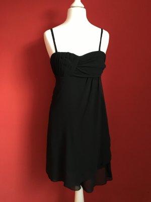 Süßes, kurzes Kleid in schwarz
